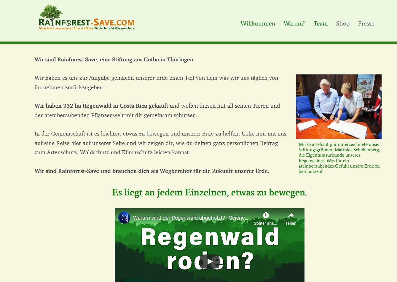 Rainforest-Save.com