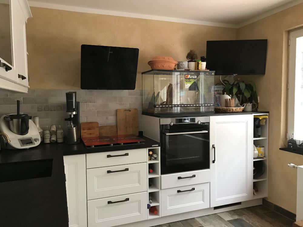 Küche AEG Geräte